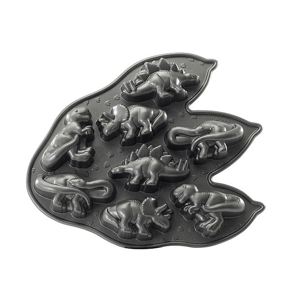 Formičky na mini bábovičky, dinosauři