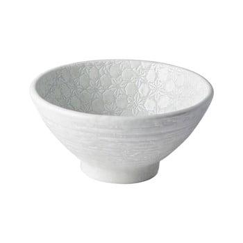 Bol din ceramică MIJ Star, ø16 cm, alb