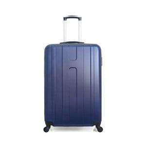 Tmavě modrý cestovní kufr na kolečkách Hero Ioulia, 60 l