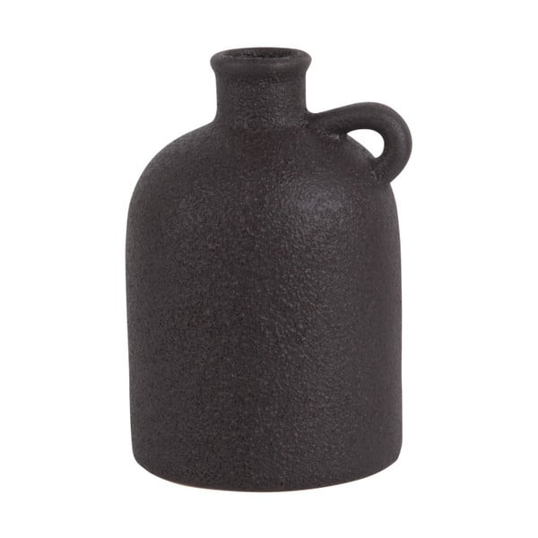 Čierna keramická váza PT LIVING Burly