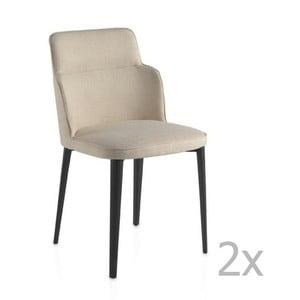 Sada 2 židlí Ángel Cerdá Juana