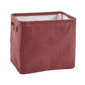 Červený úložný košík Aquanova Tur
