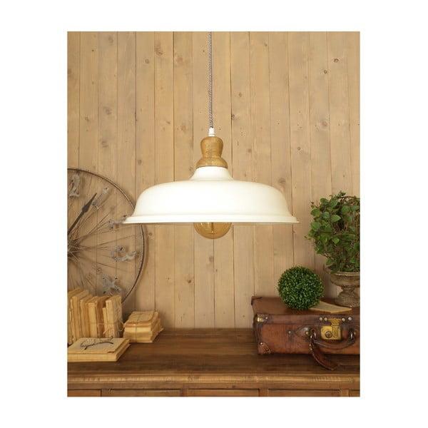 Lampa wisząca Orchidea Milano Industrial White, ⌀ 40 cm