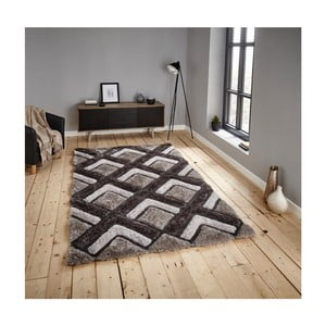 Světle šedý koberec Think Rugs Noble House, 120x170cm