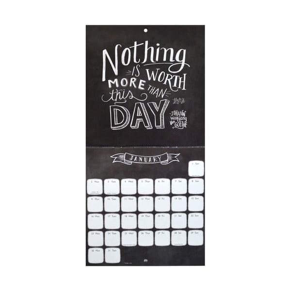 Kalendář Portico Designs Lily & Val Mini