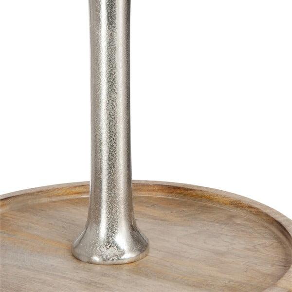 Třípatrový podnos Silvia, výška 100 cm