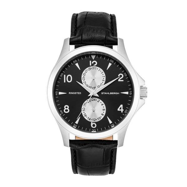 Pánské hodinky Stahlbergh Ringsted Black
