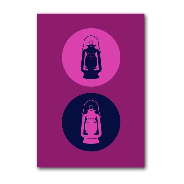 Plakát Petrolejka, velký