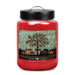 Vonná svíčka v dóze Goose Creek Šlupky z jablek, 0,68 kg