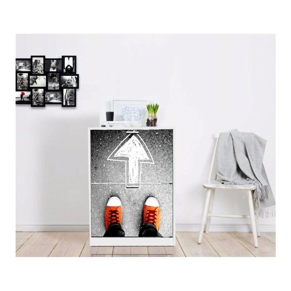 Botník se 2 výklopy 13Casa Social Sneakers