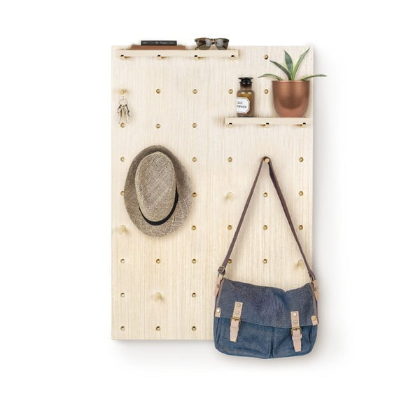 Pegboard Natural polcos fogas - Surdic