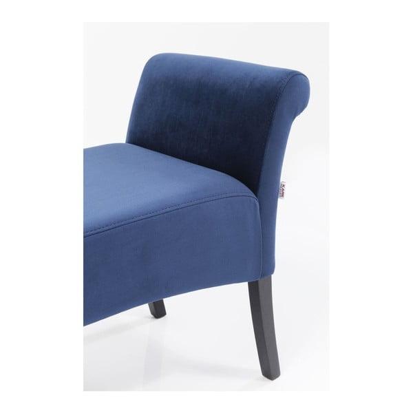 Modrá podnožka Kare Desgin Motley