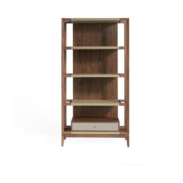 Knihovna z jasanového dřeva Ángel Cerdá Lacque