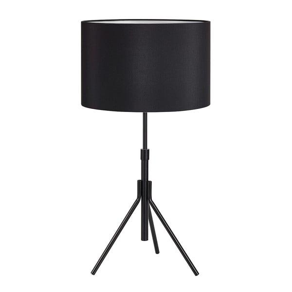 Čierna stolová lampa Markslöjd Sling