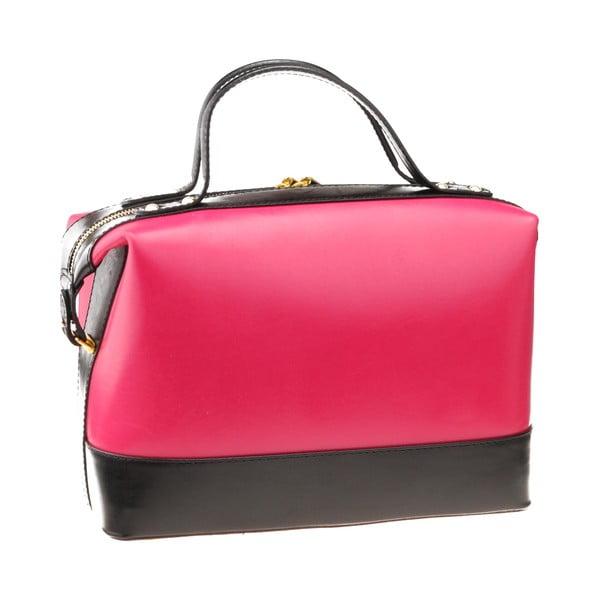 Růžová kabelka Matilde Costa Parrotia