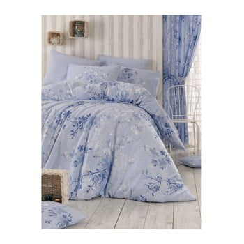 Lenjerie de pat cu cearșaf Marja, 200 x 220 cm de la Pearl Home