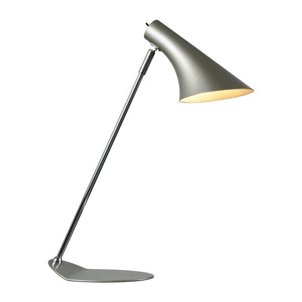 Stolní lampa Vanila, šedá