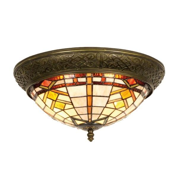 Tiffany stropní světlo Plafon