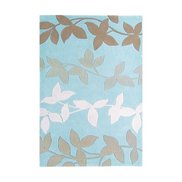 Koberec Asiatic Carpets Harlequin Vine Duckegg, 120x180 cm