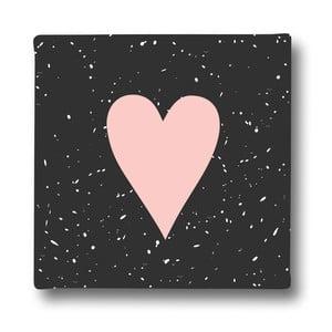 Obraz Butter Kings Pink Heart