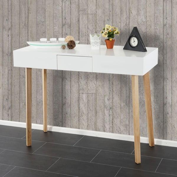 Konzolový stolek Vaasa Cabinet White
