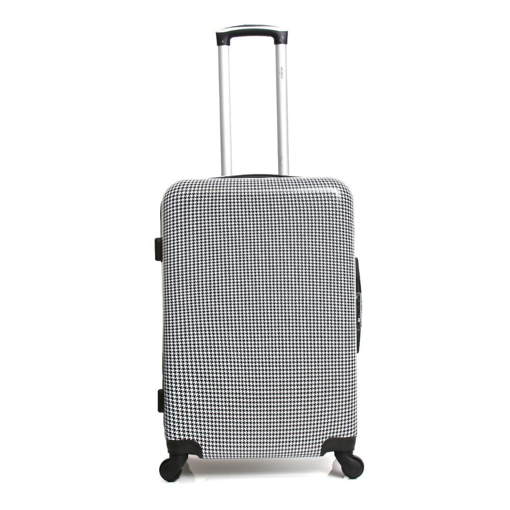 Cestovní kufr na kolečkách s potiskem Infinitif Rennes, 42 l