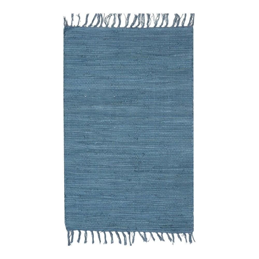 Ručně tkaný bavlněný koberec Webtappeti Pezzotto, 120 x 170 cm