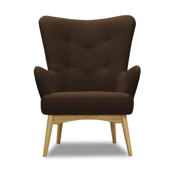 Uma sötétbarna fotel - Vivonita