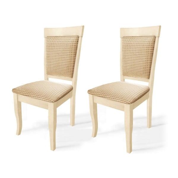 Zestaw 2 krzeseł Støraa Lyons