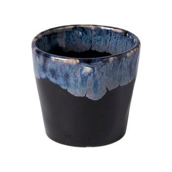 Ceașcă din gresie ceramică pentru espresso Costa Nova Grespresso, negru