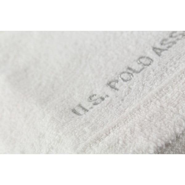 Sada 2 osušek U.S. Polo Assn. Wash White, 30x50 cm