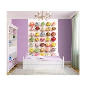 Velkoformátová tapeta Sweets, 158x232cm