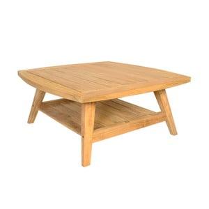Zahradní konferenční stolek z teakového dřeva Ezeis Rotonde