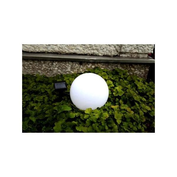 Zahradní solární LED světlo Best Season Globe Stick, ⌀ 20 cm