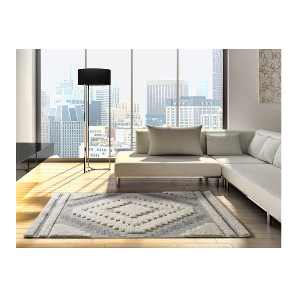 Covor Universal Cheroky Blanco, 130 x 190 cm