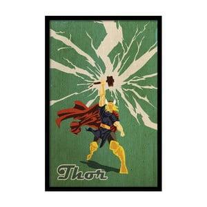Plakát Thor, 35x30 cm