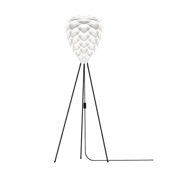 Bílé stínidlo VITA Copenhagen Conia, Ø40cm