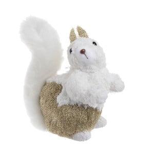 Dekorace ve tvaru veverky InArt Snow