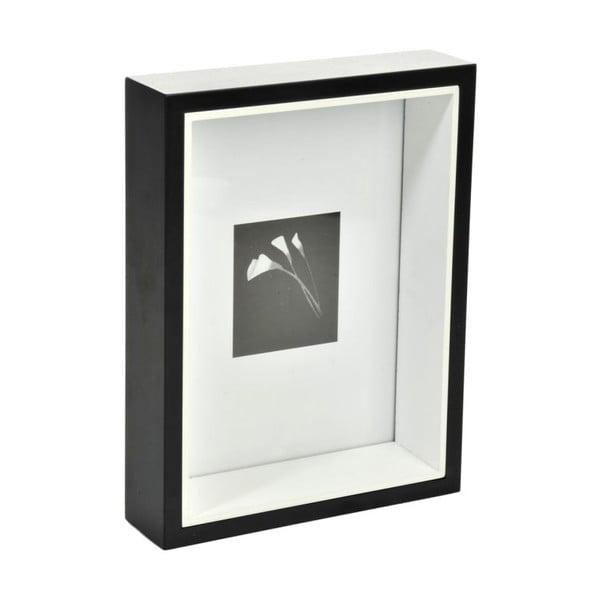 Fotorámeček Black Minimal, 15x20 cm