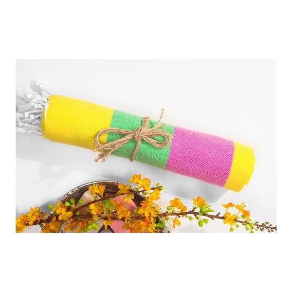 Prosop hammam Color Sunny, 95x175 cm