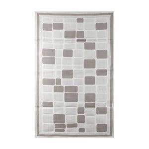 Covor Cream Tiles, 80x150 cm