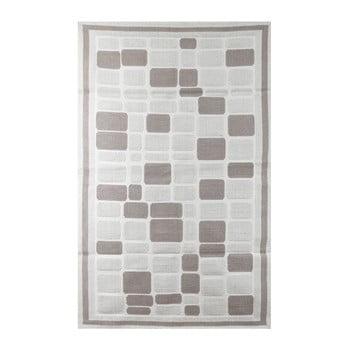 Covor Cream Tiles, 80 X 150 Cm