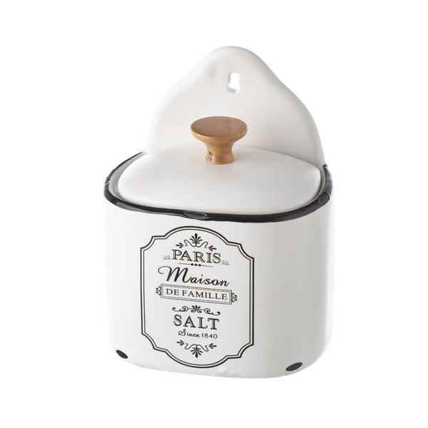 Paris kőcserép edényke sóra - Unimasa