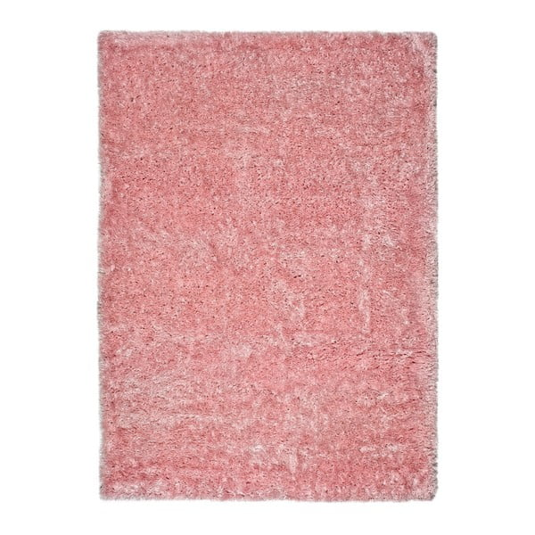 Růžový koberec vhodný i na ven Universal Aloe Liso, 200 x 290 cm