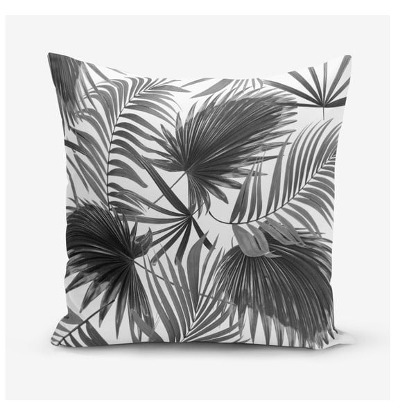 Față de pernă Minimalist Cushion Covers Palm, 45 x 45 cm