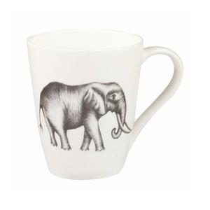 Hrneček z kostního porcelánu Churhill China Elephant Opal, 390 ml