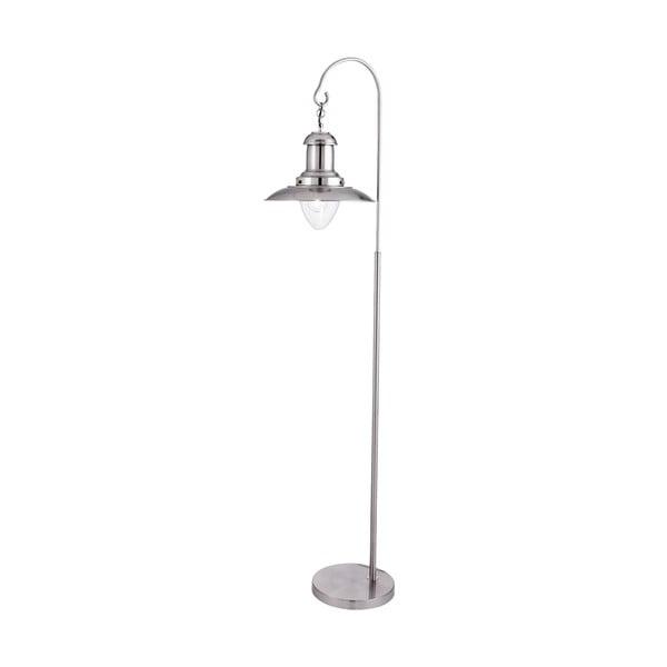 Stojací lampa Fisherman, stříbrná