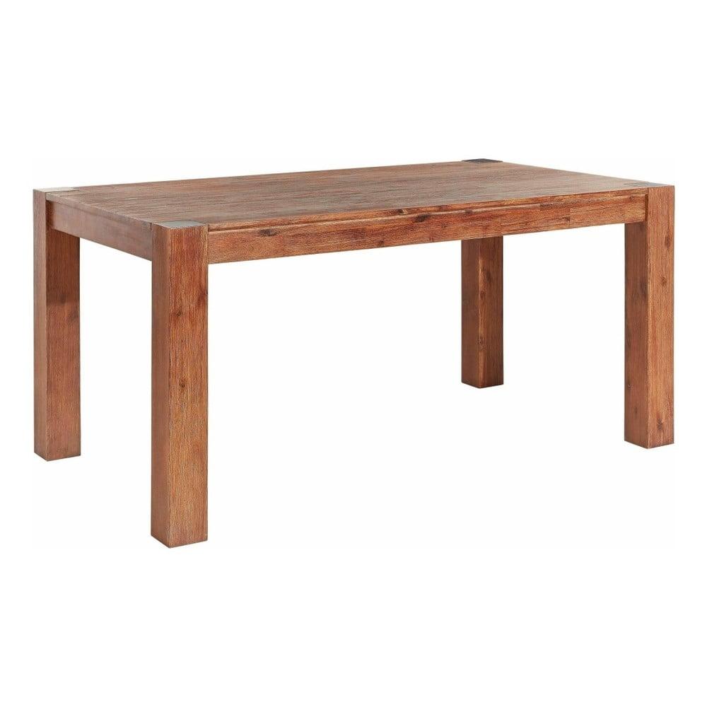 Jídelní stůl z masivního akáciového dřeva Støraa Minnie, 90 x 160 cm