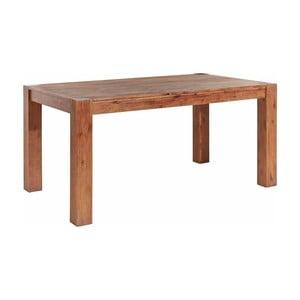 Jídelní stůl z masivního akáciového dřeva Støraa Minnie, 90x160cm