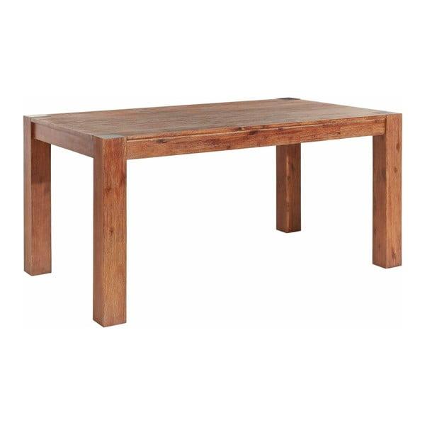 Masă din lemn masiv de salcâm Støraa Minnie, 90 x 160 cm
